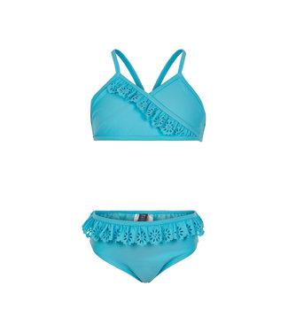 Color Kids Mädchen Bikini Blue Fish