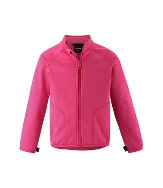 Reima Kinder Fleecejacke Toimiva raspberry pink