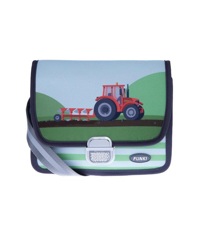 Funki Kindergartentasche Red Traktor