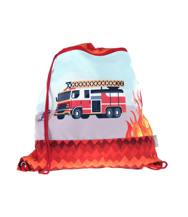 Funki Kindergarten-Turnsack Feuerwehr
