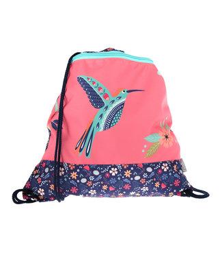 Funki Kindergarten-Turnsack Hummingbird