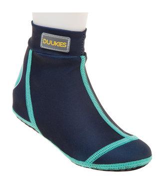 Duukies Beachsocks Blue Green