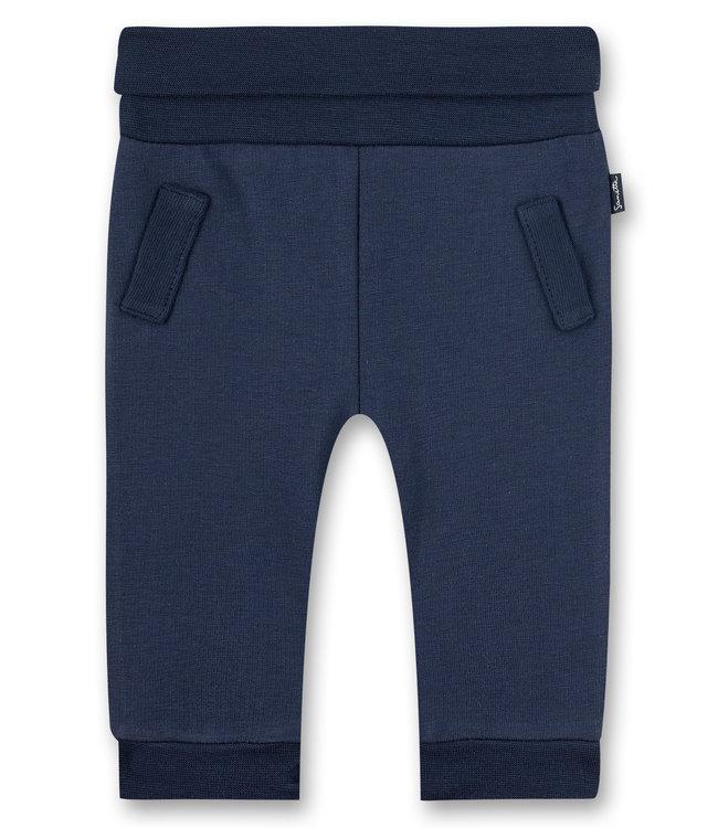 Sanetta Fiftyseven Baby Jungen Sweathose blau