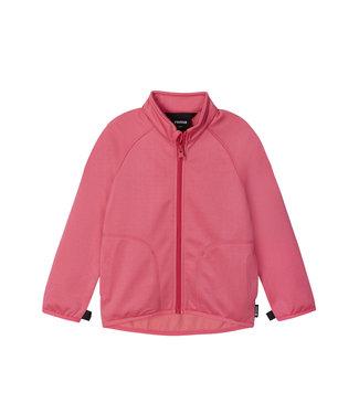 Reima Kinder Fleecejacke Toimiva Azalea pink