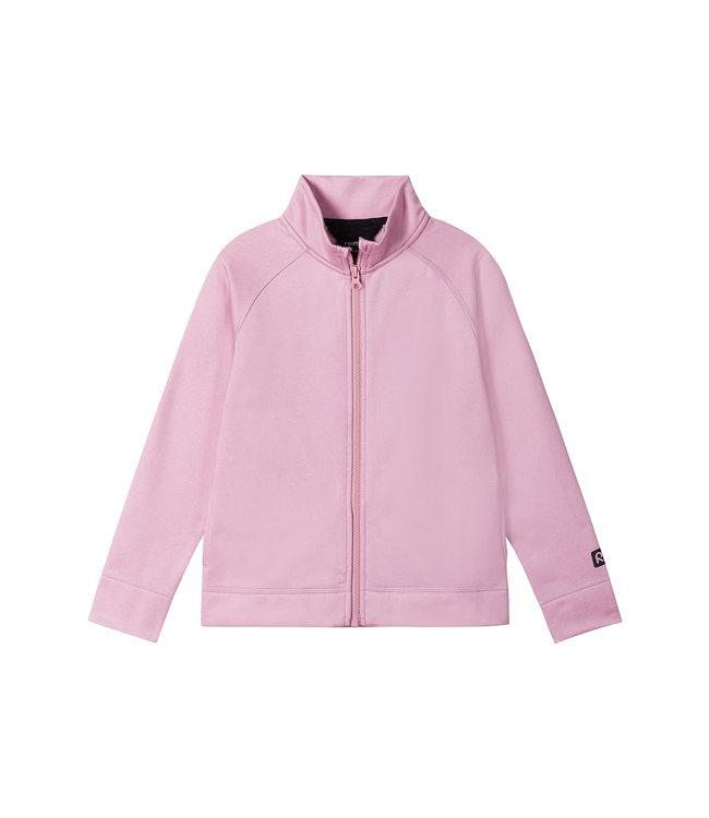 Reima Kinder Fleecejacke Toimien Rosy pink