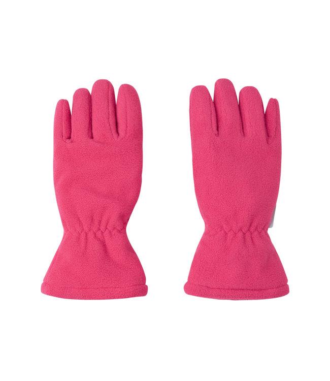Reima Kinder Fleecehandschuhe Varmin Azalea pink