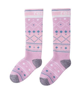 Reima Kinder Skisocken Suksee Rosy pink