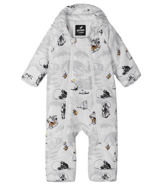 Reima Baby Schneeanzug Moomin Knytte grey