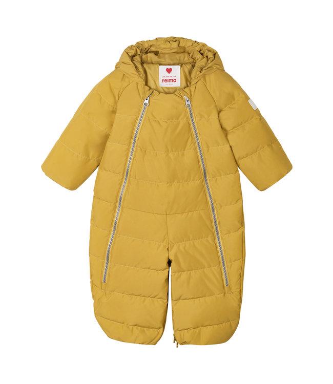 Reima Baby Overall/Schlafsack Tilkkanen Mustard