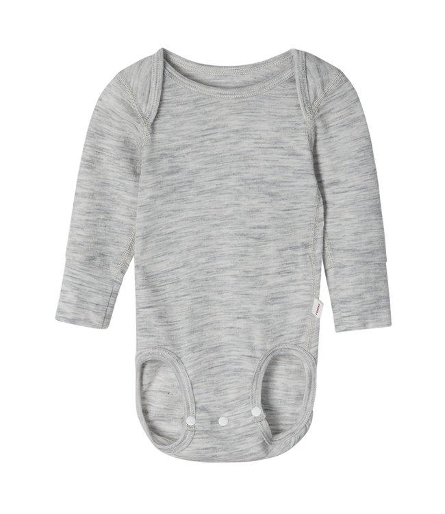 Reima Baby Body Utu heather Melange grey