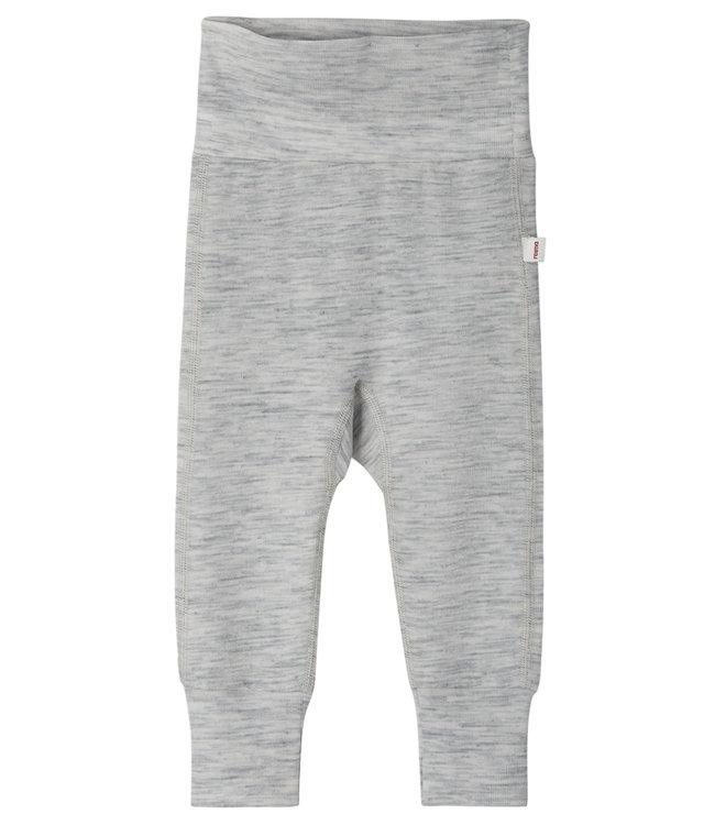 Reima Baby Strickhose Kotoisa Melange grey