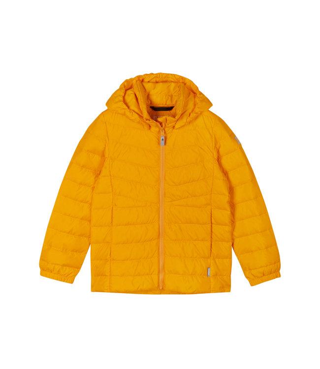 Reima Kinder Daunenjacke Fern Orange yellow