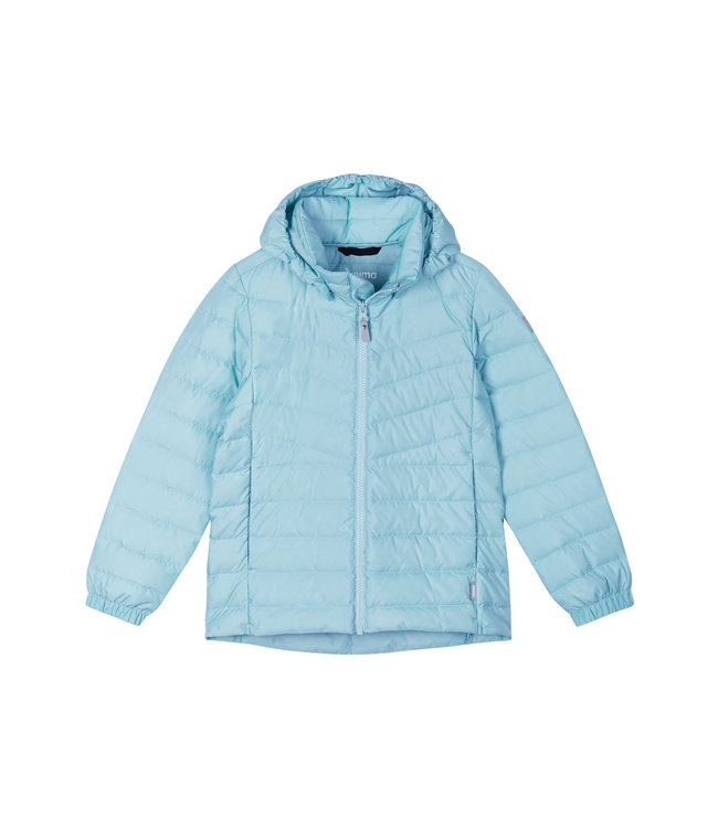 Reima Kinder Daunenjacke Fern Crystal blue
