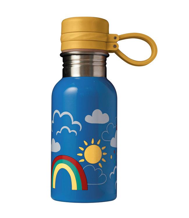Frugi Kinder Trinkflasche Regenbogen