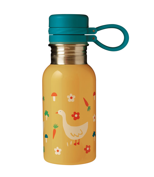 Frugi Kinder Trinkflasche Gans