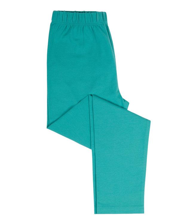 Frugi Mädchen Leggings Libby Pacific Aqua