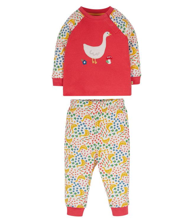 Frugi Kinder Pyjama Jamie Jim Jams