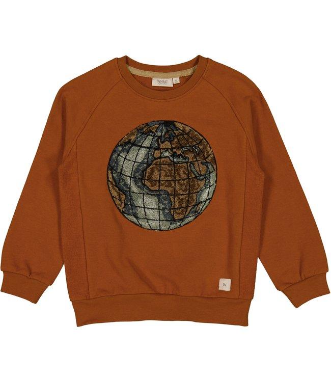 Wheat Jungen Pullover Globus