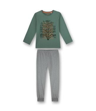 Sanetta Jungen Schlafanzug langarm Wild Adeventure