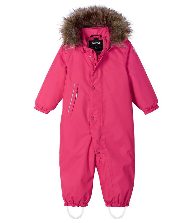 Reima -tec Kleinkinder Schneeanzug Gotland Azalea pink