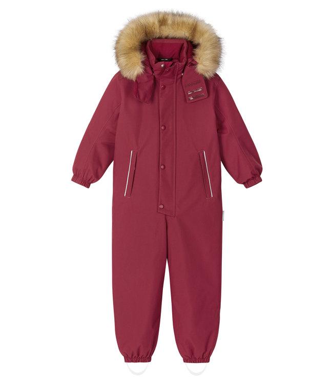 Reima -tec+ Kinder Schneeanzug Stavanger Jam red