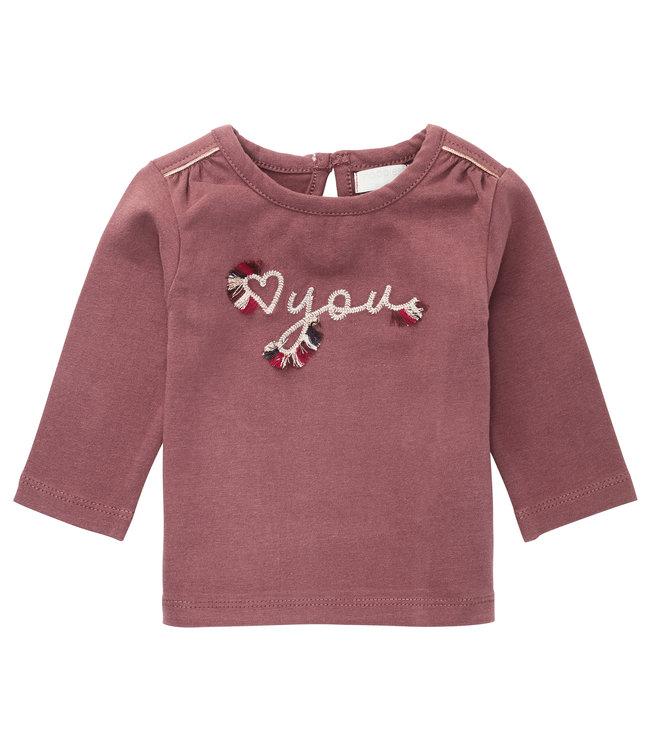 Noppies Baby Langarmshirt Sausalito