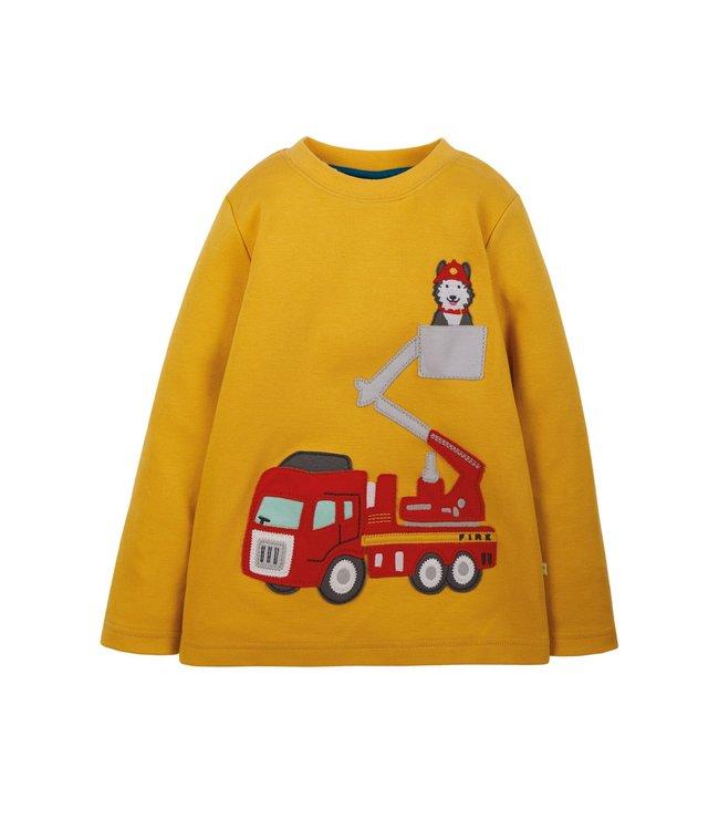 Frugi Jungen Shirt Feuerwehr