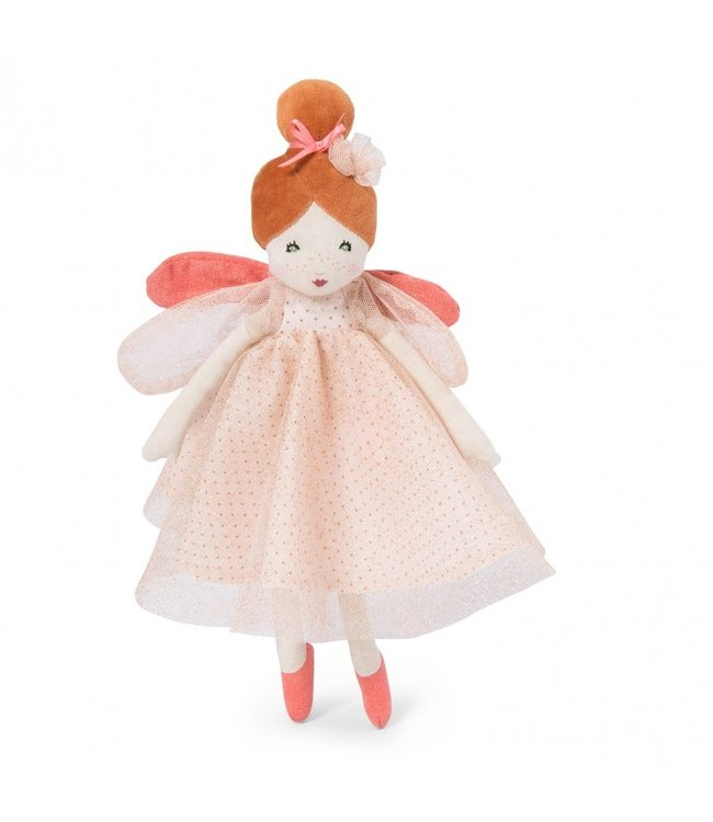 Moulin Roty Puppe Kleine Fee rosa