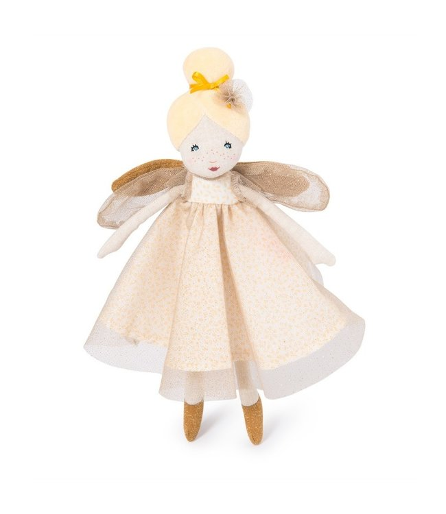 Moulin Roty Puppe Kleine Fee gold