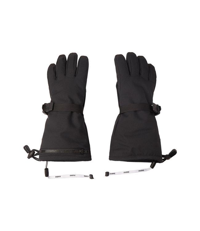 Reima tec Kinder Ski-Handschuhe  Skimba black