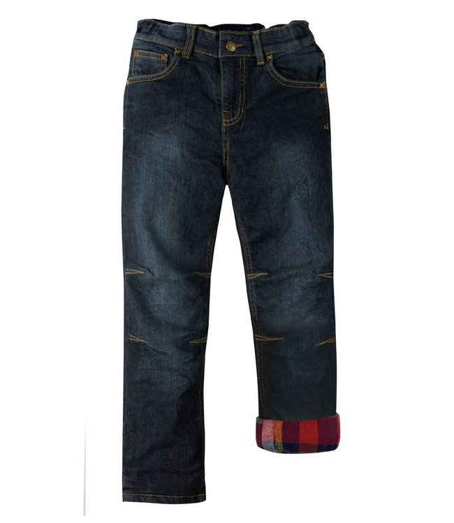 Frugi Jungen Jeans Lumberjack Lined