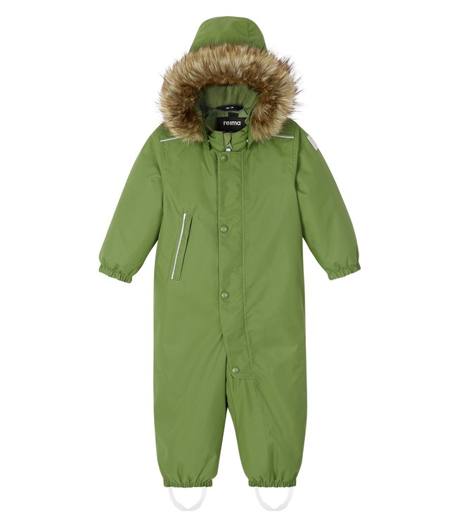 Reima -tec Kleinkinder Schneeanzug Gotland Cactus green