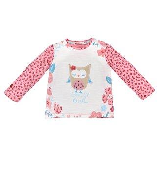 Bondi Kleinkinder langarm Shirt Lovely Owl