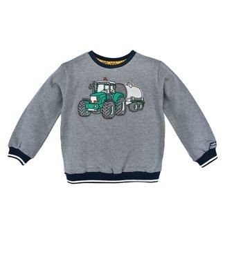 Bondi Jungen Pullover Traktor