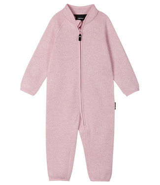 Reima Kleinkinder Fleeceoverall Tahti Rosy pink