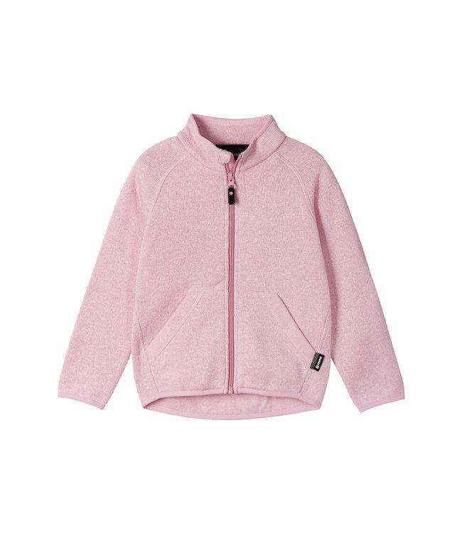 Reima Kinder Fleecejacke Hopper Rosy pink