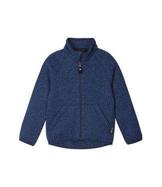 Reima Kinder Fleecejacke Hopper Jeans blue