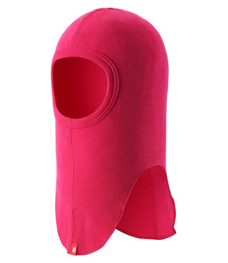 Reima Kinder Sturmhauben Aurora Raspberry pink