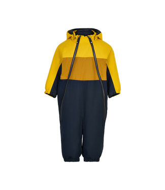 Color Kids Kleinkinder Schneeoverall Coverall total eclipse