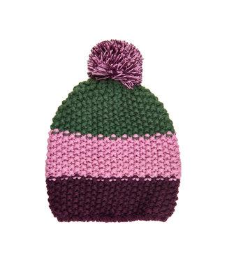 Color Kids Mädchen Wintermütze Peony