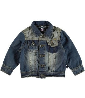Babyface Jungs Jeansjacke blue denim