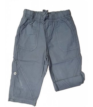 Keedo Roll Up Pants charcoal