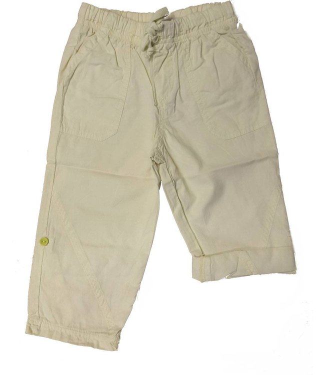 Keedo Roll Up Pants lime