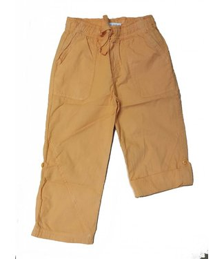 Keedo Roll Up Pants orange