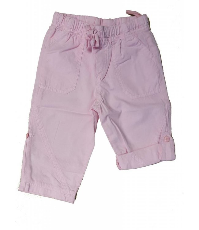 Keedo Roll Up Pants pink