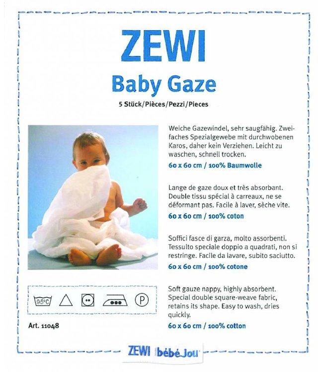 Zewi bébé-jou Baby-Gaze