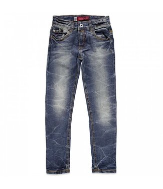 Blue Rebel Jungen Jeans Sandblast wash