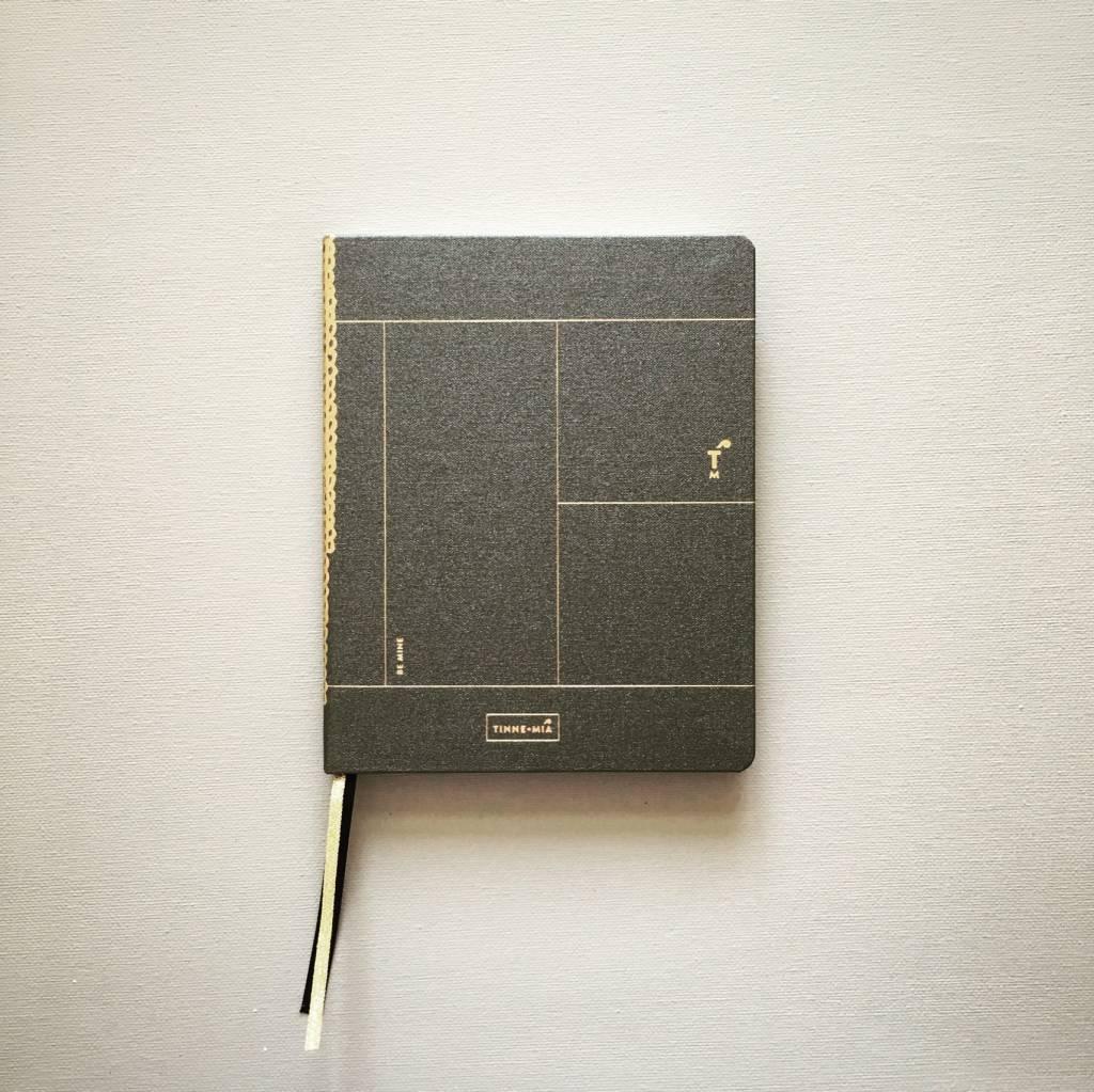 Notebook A6 - Forest Green-3