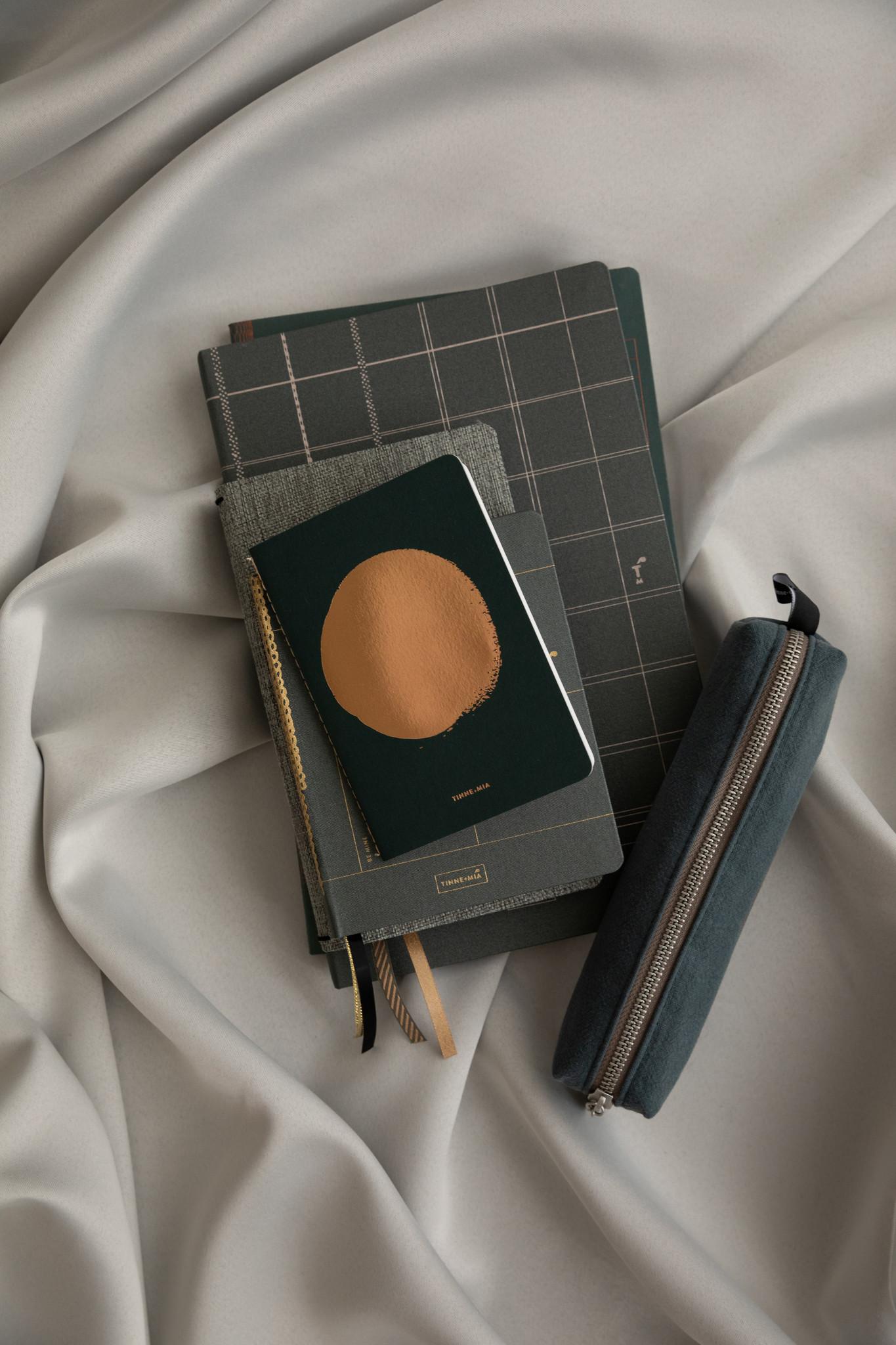 Notebook A4 - Indigo-2