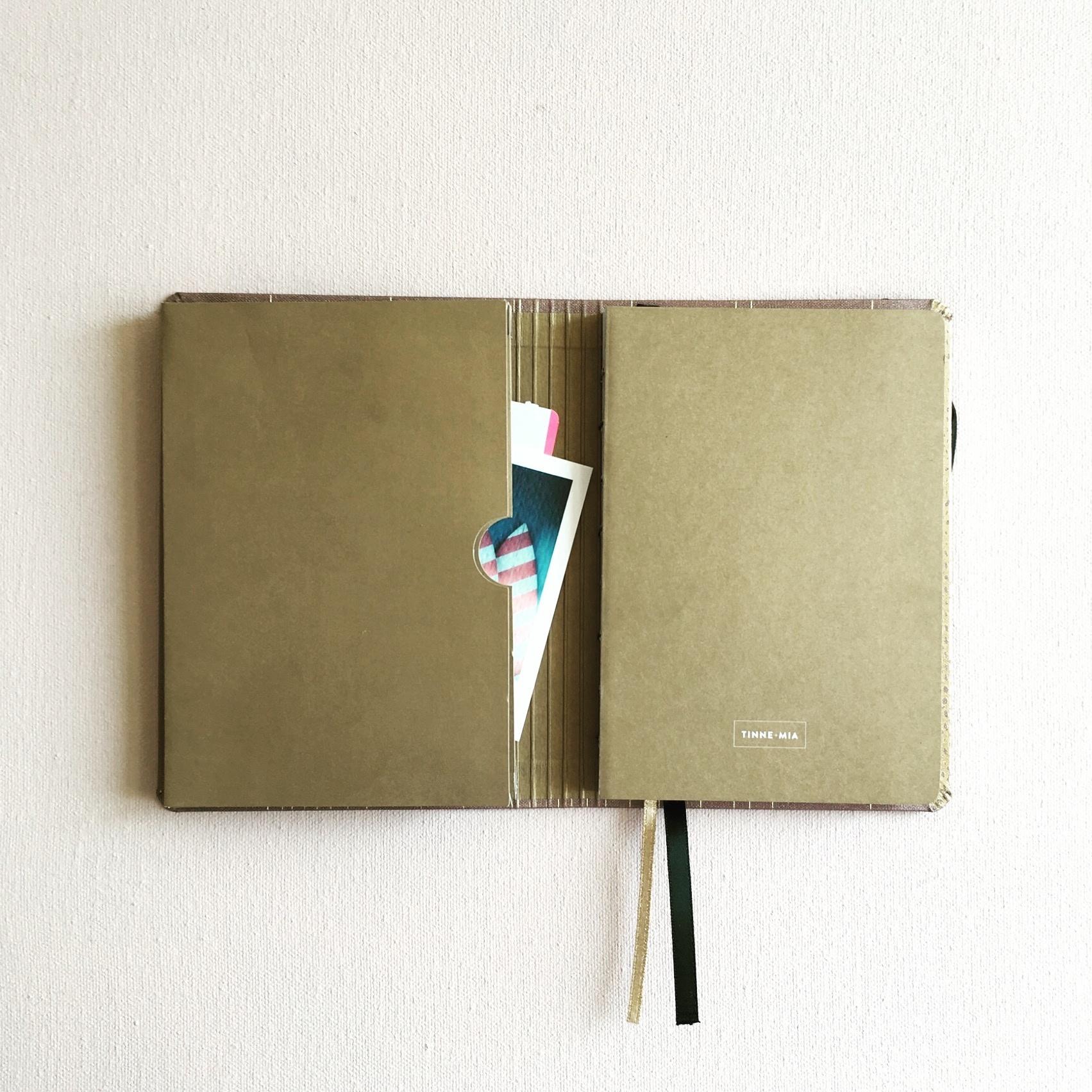Adress Book - Mustard-3